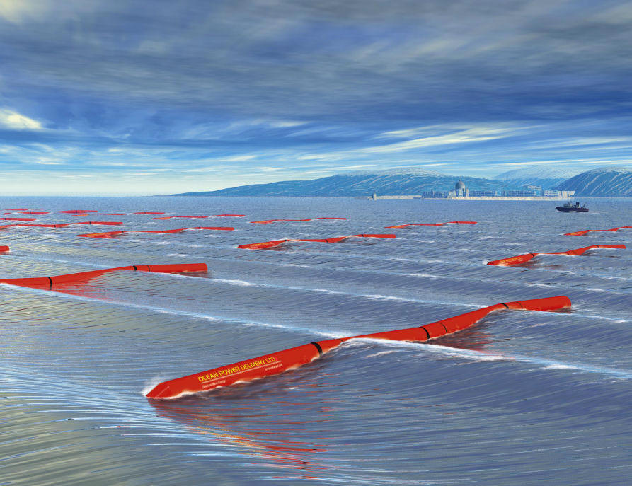 Wave power images — 2